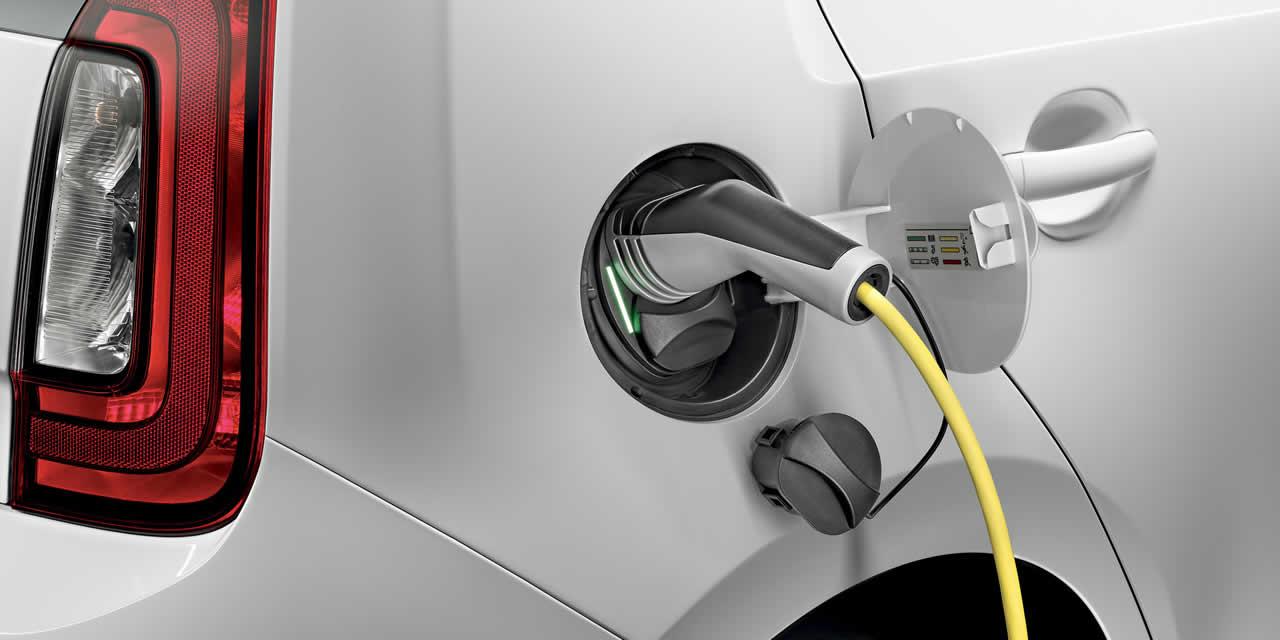 Citigo-e iV - Зарядка батареи