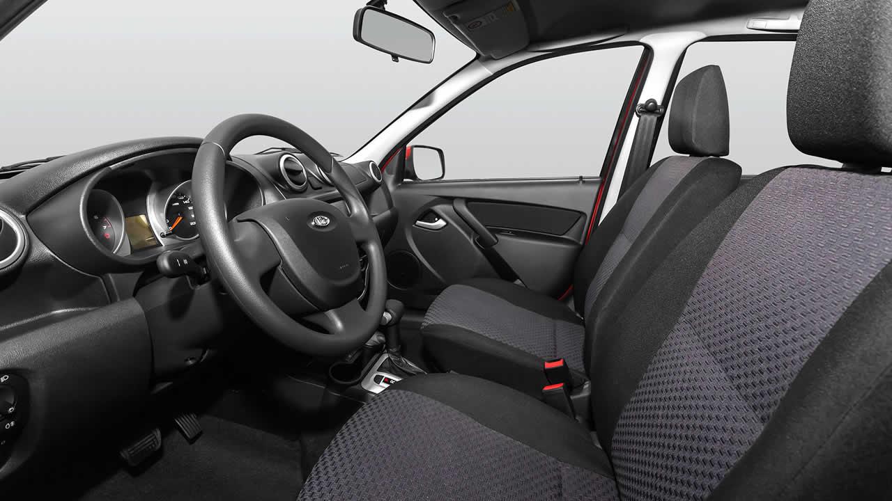 Lada Granta Лифтбэк - Передний ряд сидений