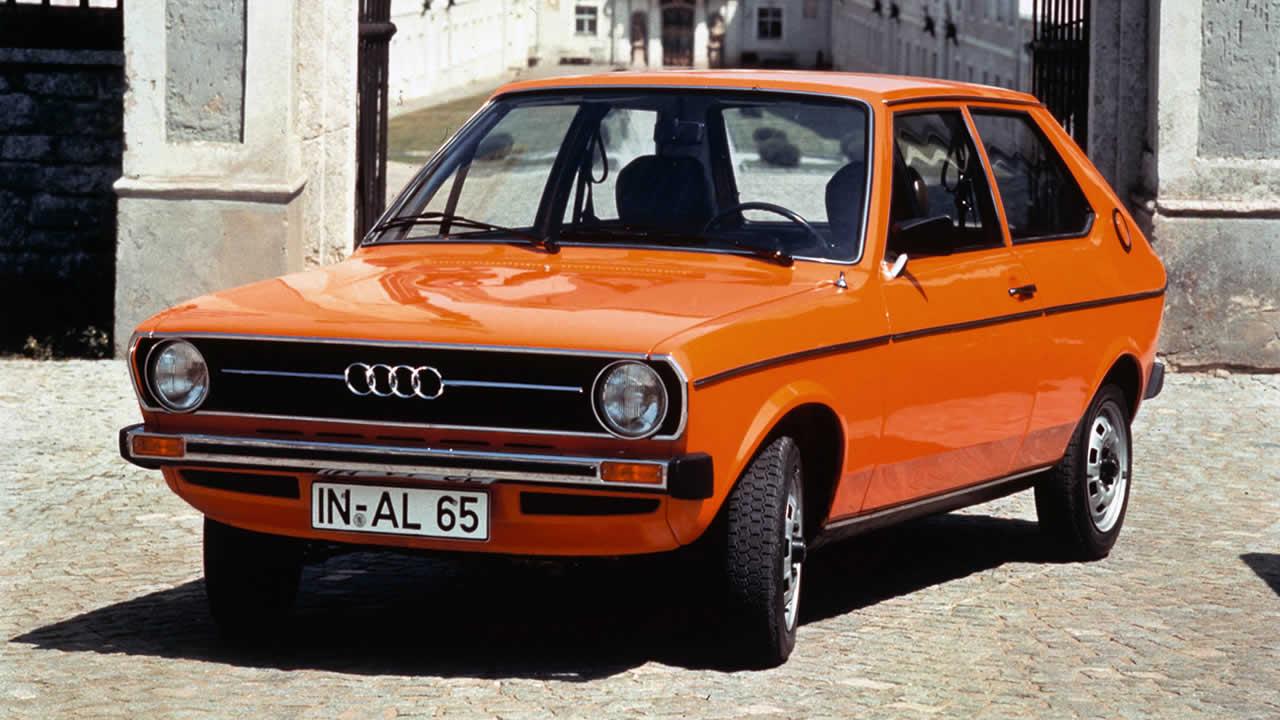Volkswagen Polo - Первое имя