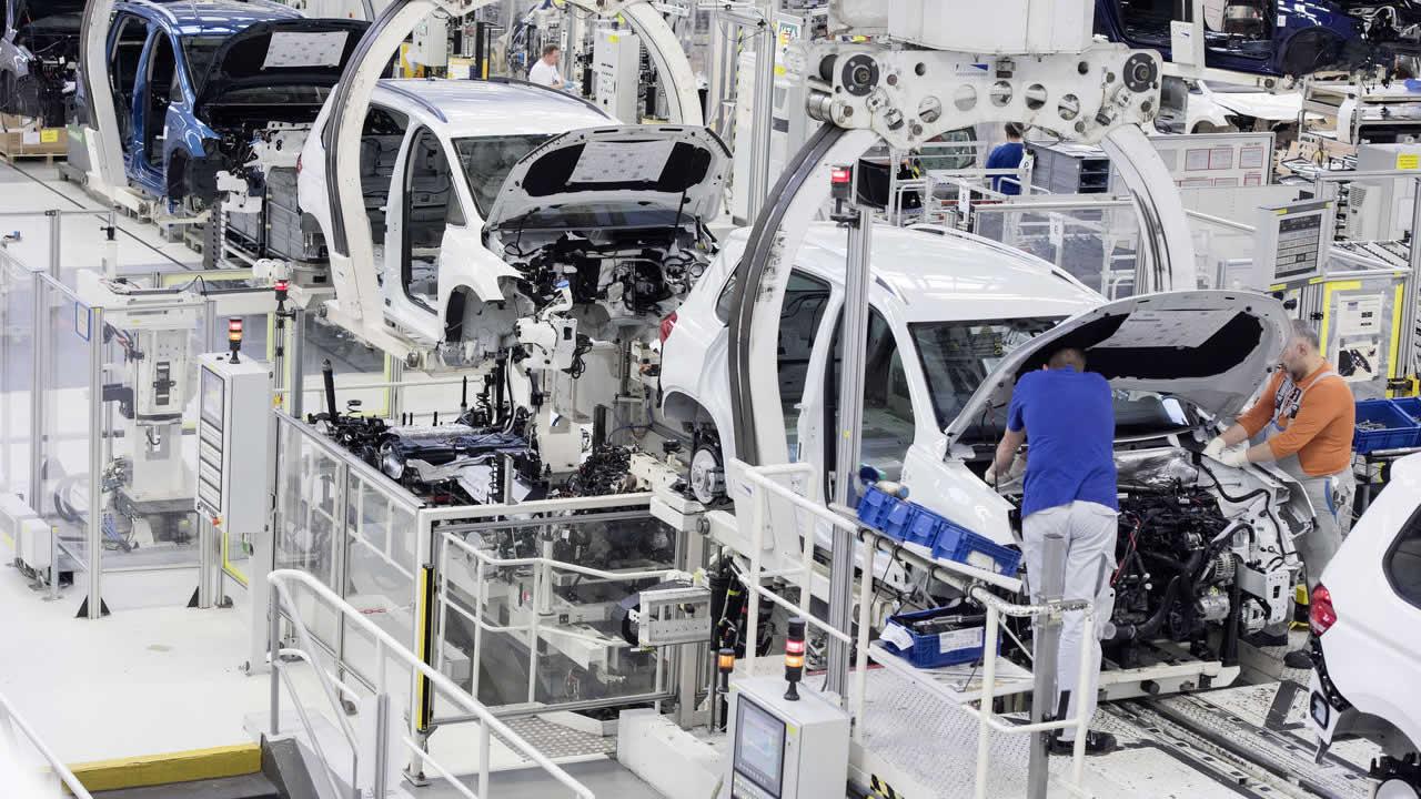 Volkswagen Polo - Производство