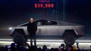 Tesla Cybertruck - обзор