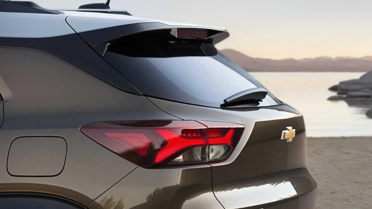 Chevrolet Trailblazer 2021 - Вид сзади - Фонари