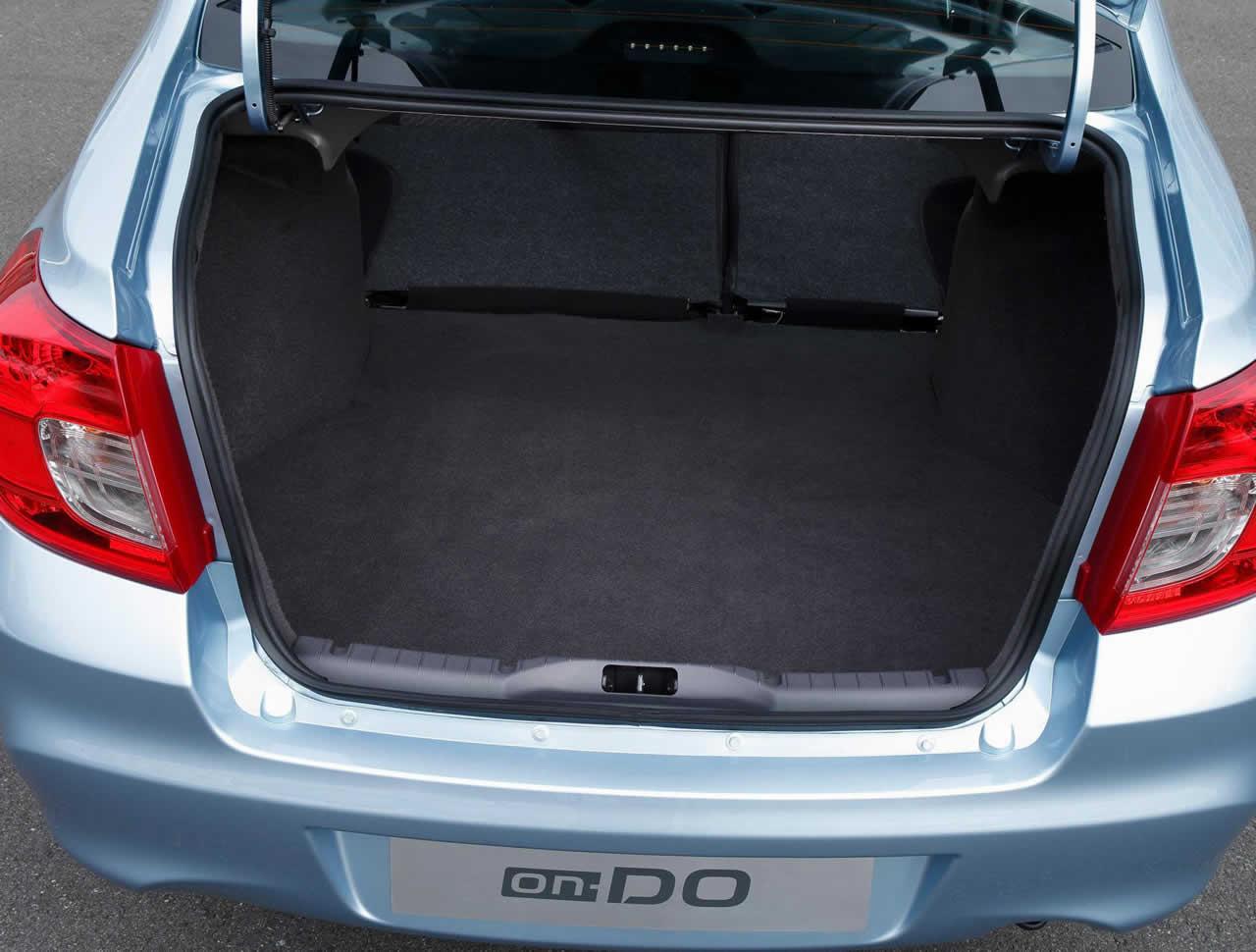 Datsun On-Do - Багажник