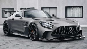 Mercedes-AMG Black Series 2020