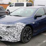 Раскрыта внешность обновлённого Opel Insignia