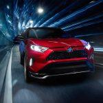 Toyota RAV 4 2020 - Общий вид
