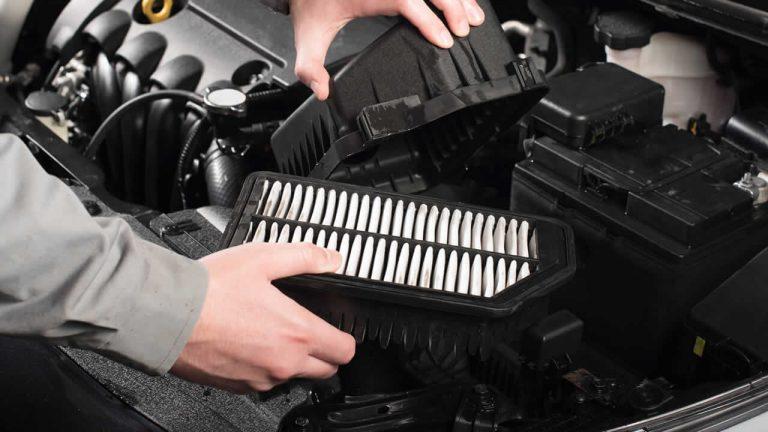 Автомобильные фильтры - виды и назначение