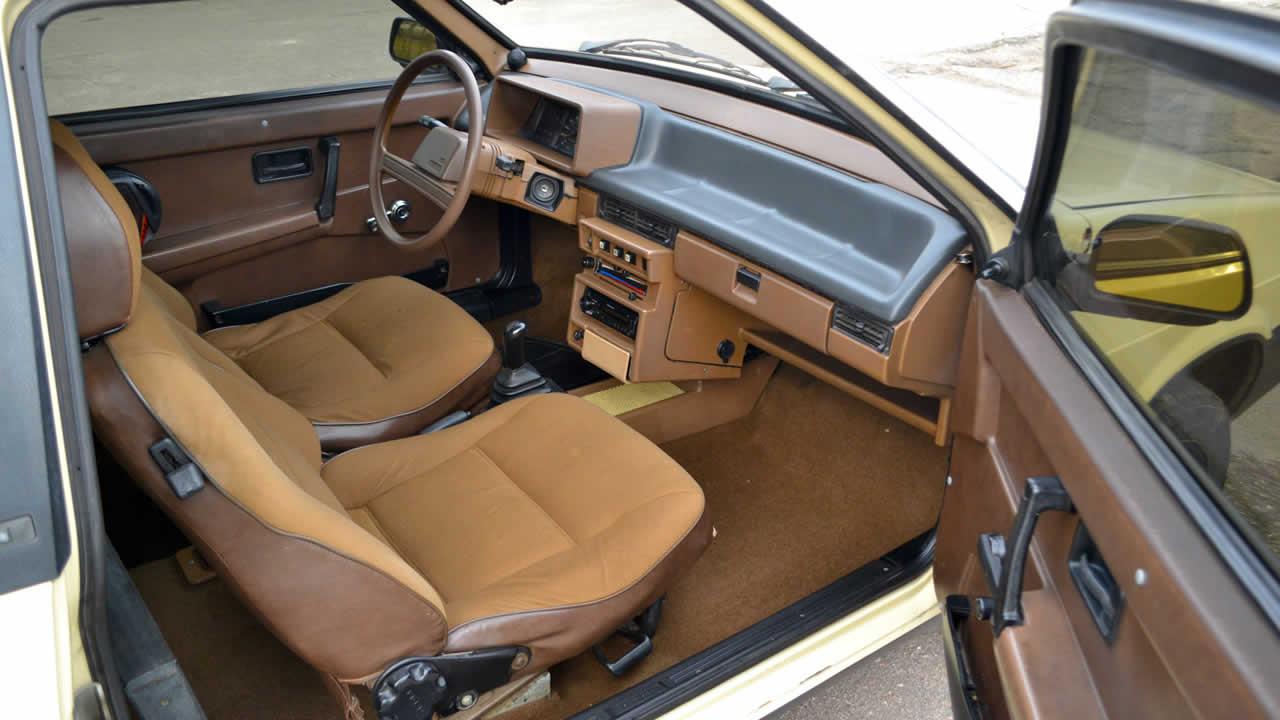 ВАЗ 2108 - интерьер, передние сиденья, приборная панель