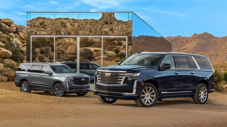 Обзор Cadillac Escalate 2021